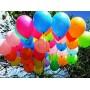 Воздушные шары Ассорти (пастель)