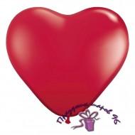 """Воздушный шар """"Сердце красное"""""""