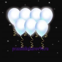 Светящиеся шары Белые
