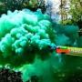 """Цветной дым """"Зеленый"""" 60 сек."""