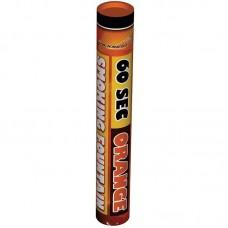 """Цветной дым """"Оранжевый"""" 60 сек."""